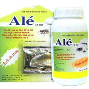 Thuốc diệt muỗi Ale 10SC