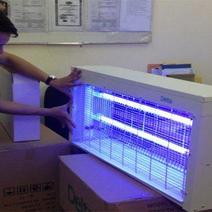 Đèn diệt côn trùng - diệt muỗi Delta GA80