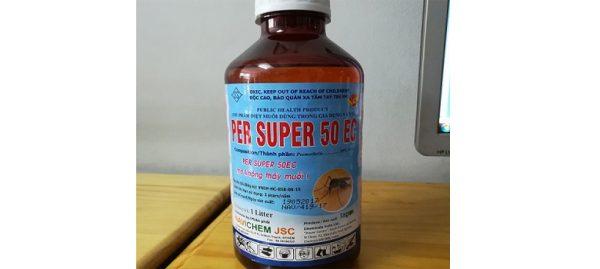 Thuốc diệt muỗi PER SUPER 50EC