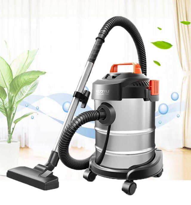 máy hút bụi giúp hút sạch bọ chét