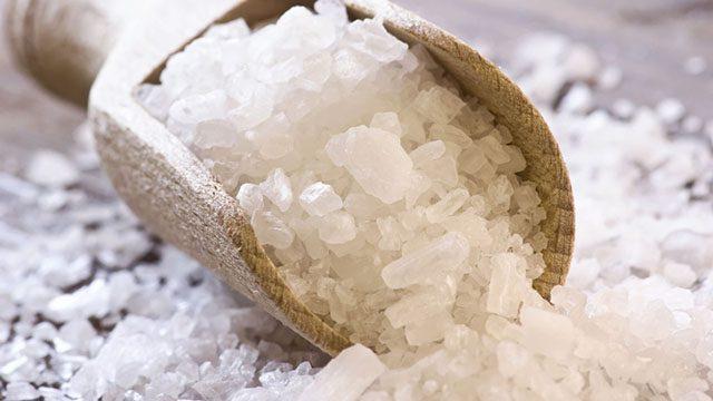 cách diệt mối dân gian với muối