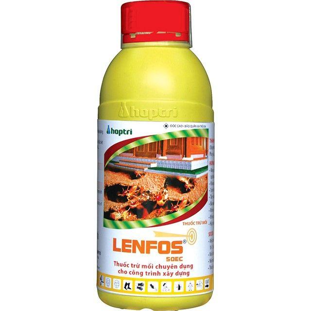 Thuốc diệt mối dạng xịt LENFOS 50EC