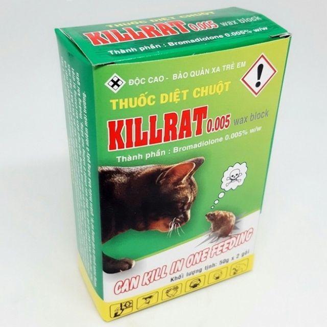 Thuốc diệt chuột killrat có tốt không? Cách sử dụng chi tiết nhất