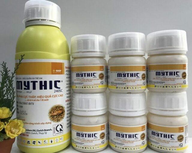 Thuốc diệt mối sinh học Mythic 240SC